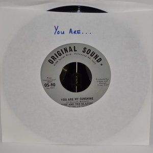Dyke And The Blazers You Are My Sunshine 45